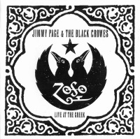 Jimmy Page & The Black Crowes - Live at the Greek - booklet