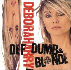 deborahharrydefdumbblondealbumcover